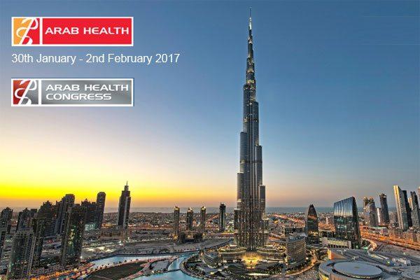 See FRIO at Arab Health