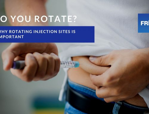 Do you rotate your injection sites?